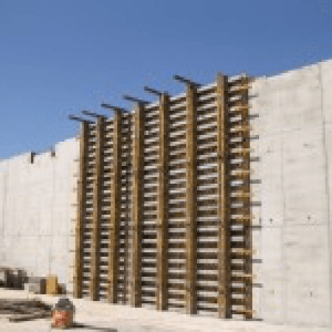 ply-faced wall formwork