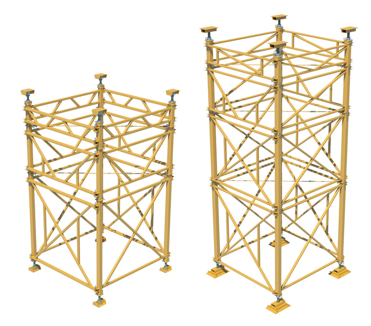 50K & 100K Shore Tower System