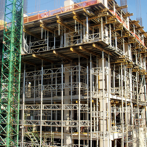 Slab and Deck Shoring Systems