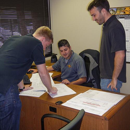 EFCO Plant Managers