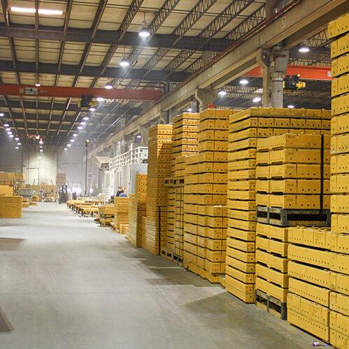 EFCO Manufacturing Plant