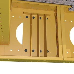 ADJUST-A-DECK Bearing & Stiffener Support