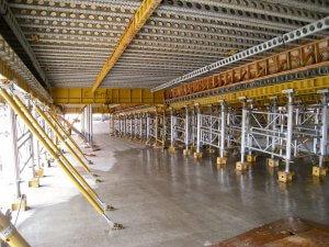 EFCO Cunningham Parking Garage System