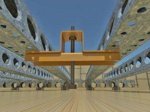 Cunningham Deck Anchor Retainer