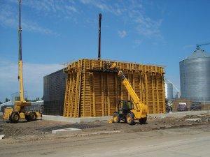 Grain Storage Bin- Sioux Center, Iowa