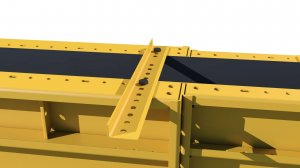 PLATE GIRDER - Top Yoke