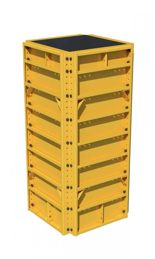 PLATE GIRDER Columns