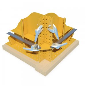 HAND-E-FORM Base Plate