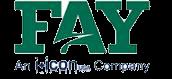 Joseph B Fay Company / Fay, an i+iconUSA Company Logo
