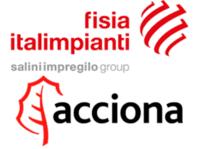 FISIA ITALIMPIANTI - ACCIONA AGUA UTE Logo