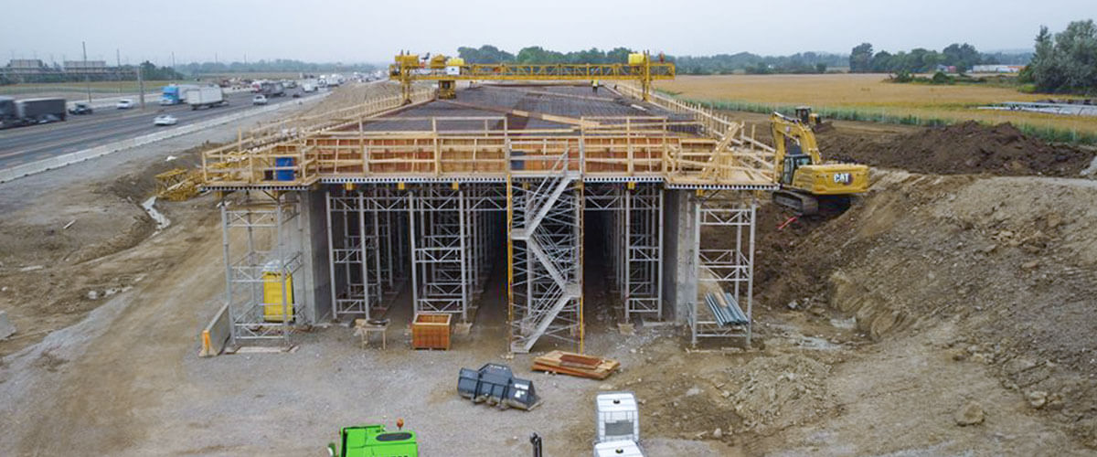 Infrastructure Construction | Shoring | Shoring Posts