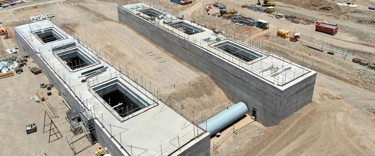 Cast in place concrete | Concrete wall forms